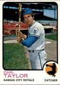 1973 Topps #99 Carl Taylor NM-MT