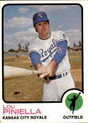 1973 Topps #140 Lou Piniella EX Excellent