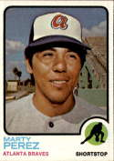 1973 Topps #144 Marty Perez NM-MT