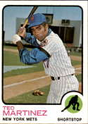 1973 Topps #161 Ted Martinez NM+