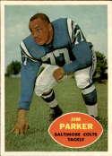 1960 Topps #5 Jim Parker NM+