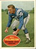 1960 Topps #8 Bill Pellington NM Near Mint RC Rookie