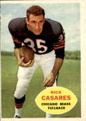 1960 Topps #13 Rick Casares VG/EX Very Good/Excellent