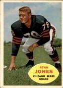 1960 Topps #17 Stan Jones VG/EX Very Good/Excellent