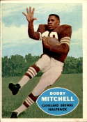 1960 Topps #25 Bobby Mitchell EX Excellent