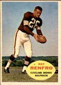 1960 Topps #26 Ray Renfro EX/NM