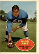 1960 Topps #37 Charlie Ane UER VG/EX Very Good/Excellent