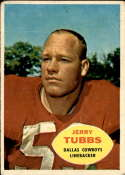 1960 Topps #38 Jerry Tubbs VG Very Good