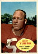 1960 Topps #38 Jerry Tubbs NM Near Mint