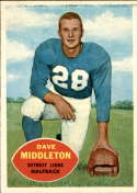 1960 Topps #43 Dave Middleton NM+