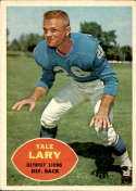 1960 Topps #48 Yale Lary EX Excellent