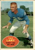 1960 Topps #48 Yale Lary VG Very Good
