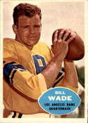 1960 Topps #61 Bill Wade UER EX++ Excellent++