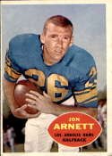 1960 Topps #64 Jon Arnett VG/EX Very Good/Excellent
