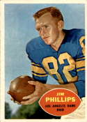 1960 Topps #66 Jim Phillips NM-MT