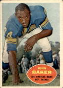 1960 Topps #70 John Baker VG/EX Very Good/Excellent RC Rookie