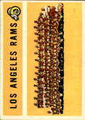 1960 Topps #71 Rams Team EX/NM