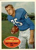 1960 Topps #76 Bob Schnelker NM-MT