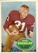 1960 Topps #124 Don Bosseler NM+