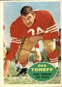 1960 Topps #131 Bob Toneff EX Excellent