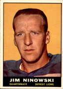 1961 Topps #29 Jim Ninowski EX/NM