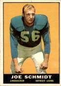 1961 Topps #36 Joe Schmidt NM Near Mint
