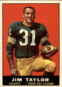 1961 Topps #41 Jim Taylor NM Near Mint