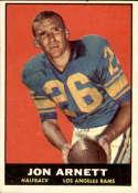 1961 Topps #49 Jon Arnett EX Excellent