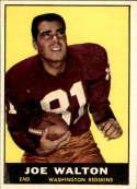 1961 Topps #126 Joe Walton NM+