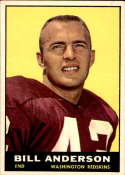 1961 Topps #127 Bill Anderson EX/NM
