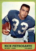 1963 Topps #27 Nick Pietrosante NM+