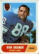 1968 Topps #51 Ron Kramer VG Very Good