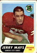 1968 Topps #119 Jerry Mays VG Very Good