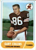 1968 Topps #128 Gary Collins EX Excellent