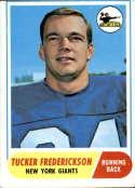 1968 Topps #135 Tucker Frederickson VG/EX Very Good/Excellent