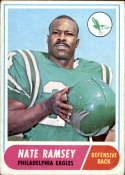 1968 Topps #136 Nate Ramsey VG/EX Very Good/Excellent