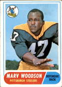 1968 Topps #137 Marv Woodson VG/EX Very Good/Excellent