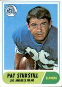 1968 Topps #156 Pat Studstill EX/NM