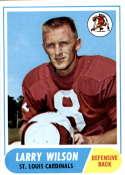 1968 Topps #164 Larry Wilson NM Near Mint