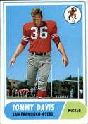 1968 Topps #165 Tommy Davis EX Excellent
