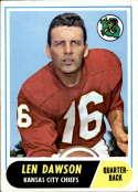 1968 Topps #171 Len Dawson EX/NM