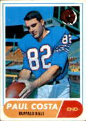 1968 Topps #175 Paul Costa VG/EX Very Good/Excellent