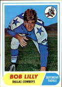 1968 Topps #181 Bob Lilly NM Near Mint