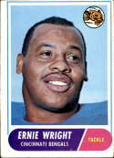 1968 Topps #200 Ernie Wright VG/EX Very Good/Excellent