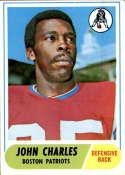 1968 Topps #202 John Charles EX Excellent