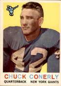 1959 Topps #65 Charley Conerly EX/NM