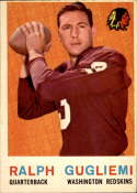 1959 Topps #97 Ralph Guglielmi UER EX/NM