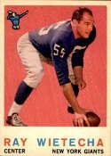 1959 Topps #99 Ray Wietecha NM-MT+