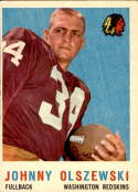 1959 Topps #115 John Olszewski EX Excellent