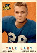 1959 Topps #131 Yale Lary EX/NM